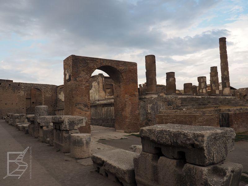 Ruiny Pompei