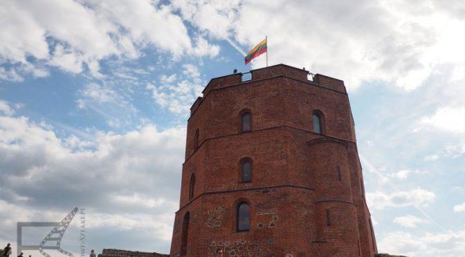 Baszta Giedymina (Wilno, Litwa)