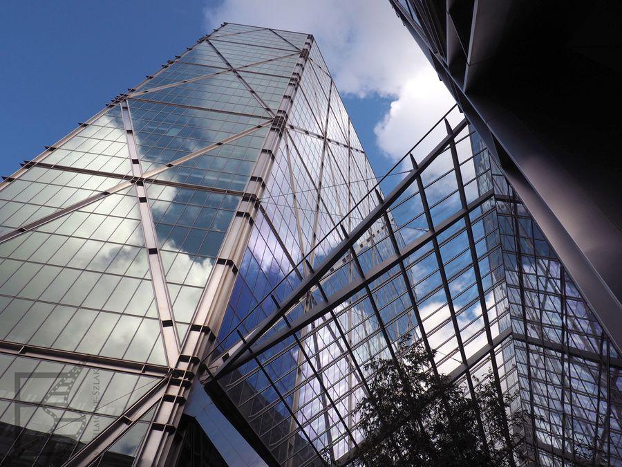 "Broadgate Tower udaje Szanghaj w filmie ""Skyfall"""