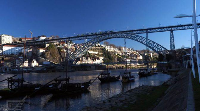 Porto, portugalskie wino i atrakcyjne miasto