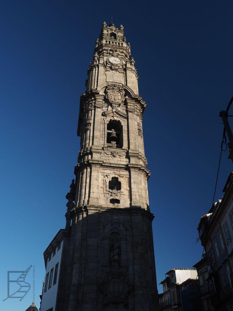Wieża kościoła kleryków (Clerigos)