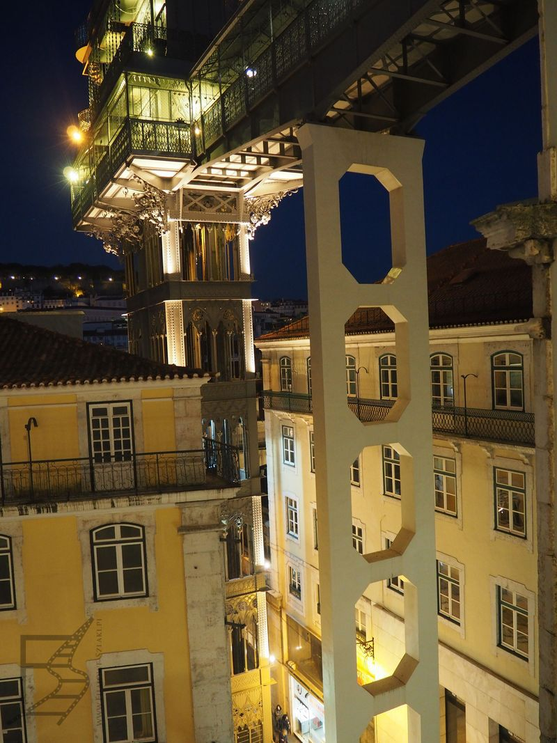 Winda Santa Justa (Lizbona)