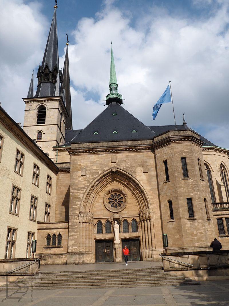 Katedra w Luksemburgu