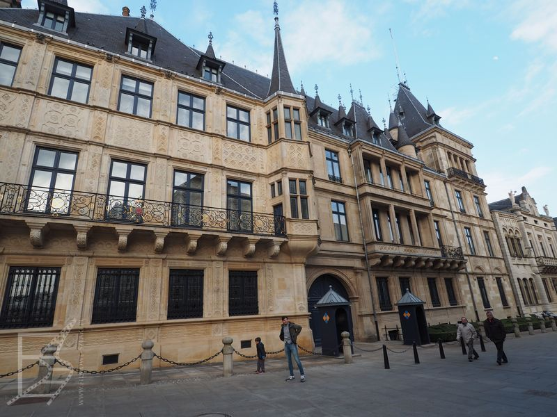 Pałac Wielkich Książąt (Luksemburg)