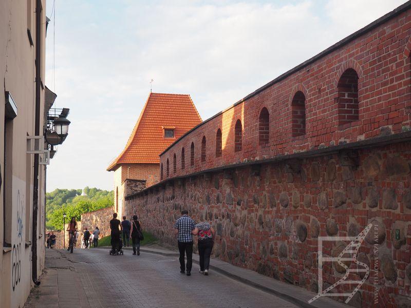 Bastion, mury miejskie