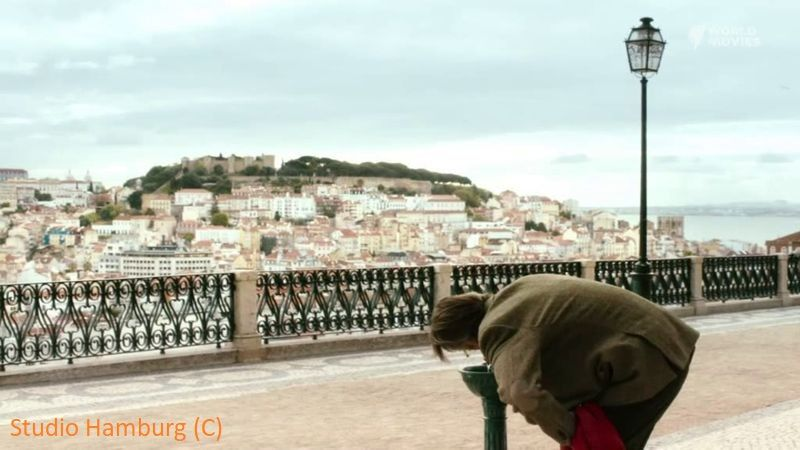 """Nocny pociąg do Lizbony"" i Jeremy Irons pijący wodę"