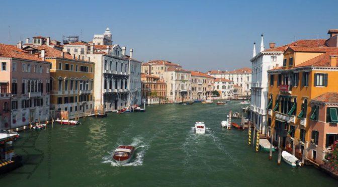 Wenecja, czyli Indy spotyka Bonda i Langdona