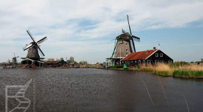 Zaanse Schans, Holandia / Niderlandy
