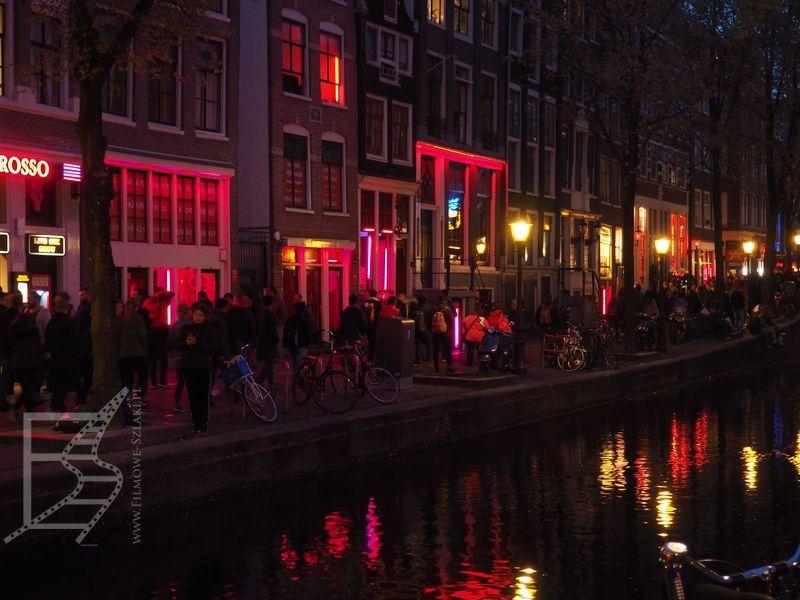 Dzielnica czerwonych latarni De Wallen (Amsterdam)