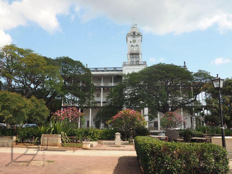 Dom cudów (Zanzibar, Stone Town)