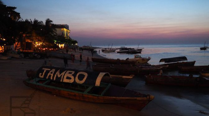 Zanzibar, Stone Town. Odpoczynek i historia niewolnictwa