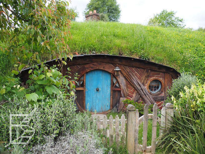 Domek hobbicki, inaczej norka hobbita