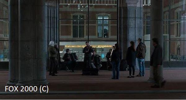 """""""Gwiazd naszych wina"""", koncert w przejściu Rijksmuseum, Amsterdam"""