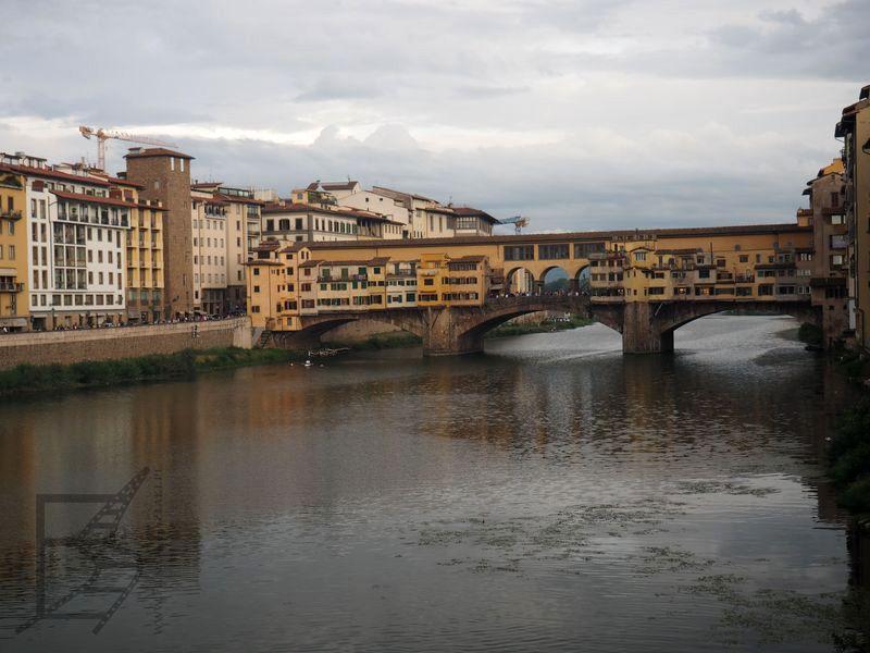 Ponte Vecchio (Florencja, Włochy)