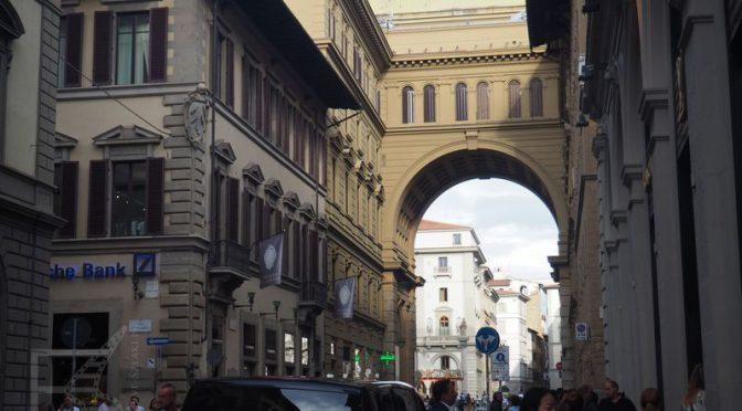 Florencja, gdzie Robert Langdon spotyka Hannibala Lectera
