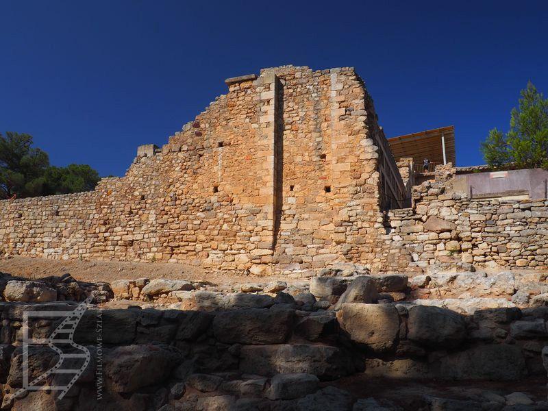 Knossos, stanowisko archeologiczne, dawny pałac Króla Minosa