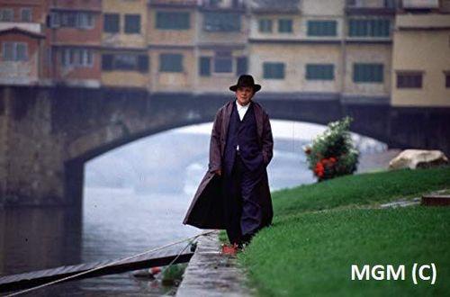 """""""Hannibal"""" Ridleya Scotta i Florencja, most złotników w tle."""