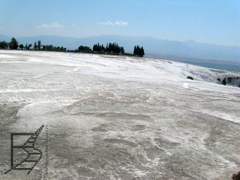 Tarasy wapienne Pamukkale (Turcja)