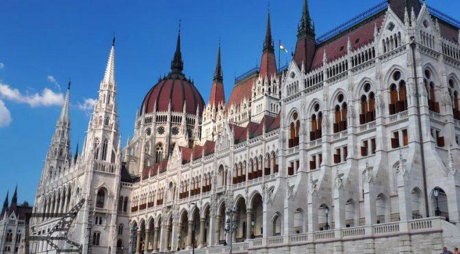 Budapeszt, atrakcje stolicy Węgier
