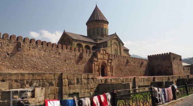 Mccheta, duchowa stolica Gruzji