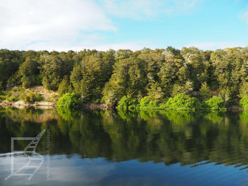 Jezioro Manapouri (Park Narodowy Fiordland)