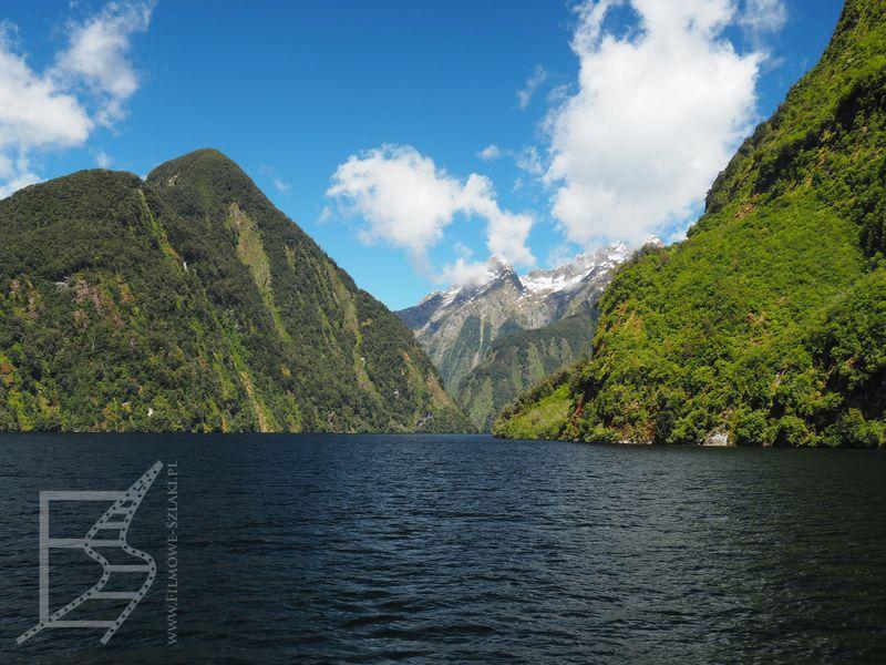 Doubtful Sound (Park Narodowy Fiordland)