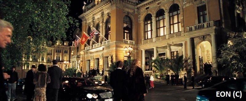 Dom zdrojowy (Karlowe Wary) jako Casino Royale