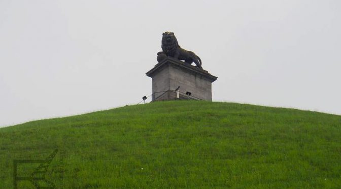 Waterloo, miejsce klęski Napoleona