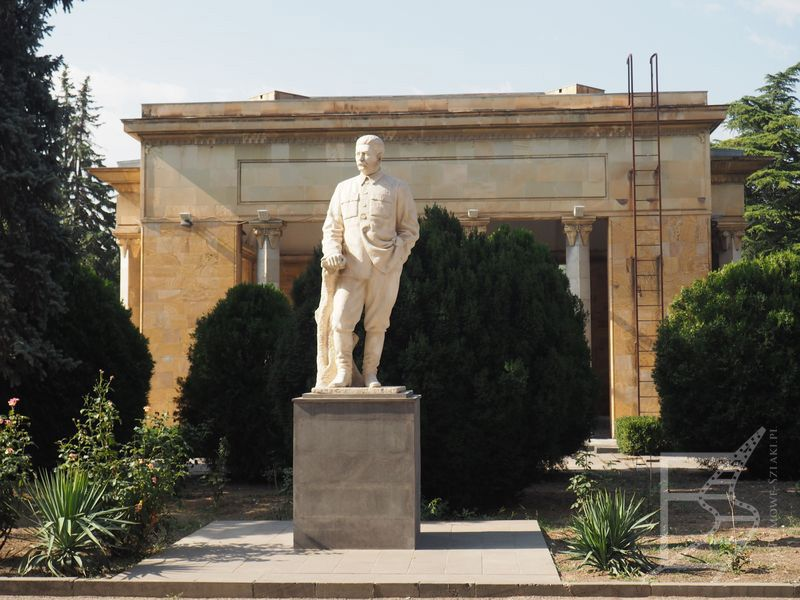 Pomnik Stalina, muzeum w Gori