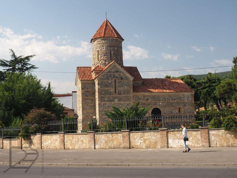 Monastyr w Gori