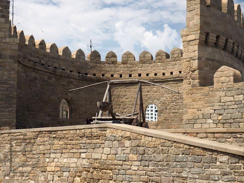 Mury starego miasta (Baku)
