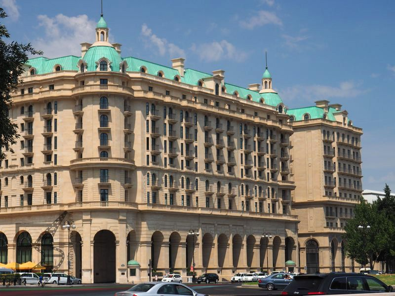 Centrum Baku