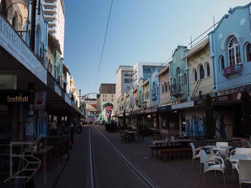 New Regent Street (Christchurch, Nowa Zelandia)
