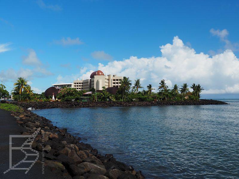 Apia, Samoa - port