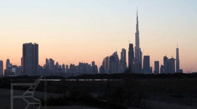 """Dubaj, zwiedzanie nie tylko za """"Mission: Impossible"""""""