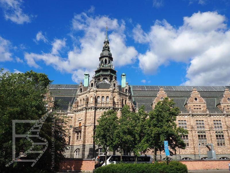 Muzeum Nordyckie (Sztokholm, Szwecja)