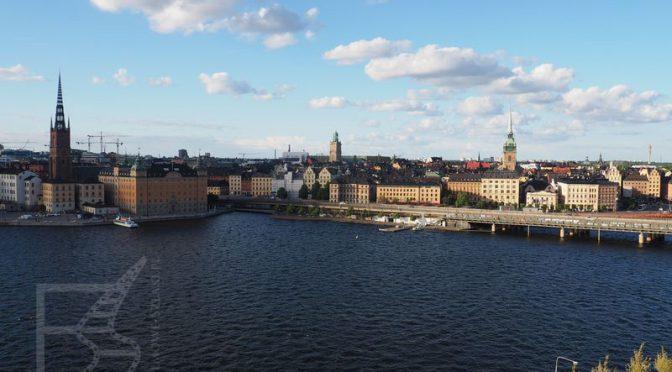 Sztokholm, zwiedzanie i zabytki stolicy Szwecji