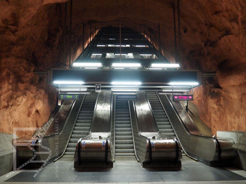 Stacja metra Radhuset (Sztokholm)