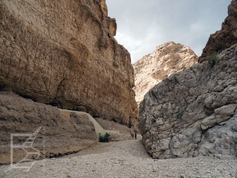 Kanion Wadi Bani Khalid
