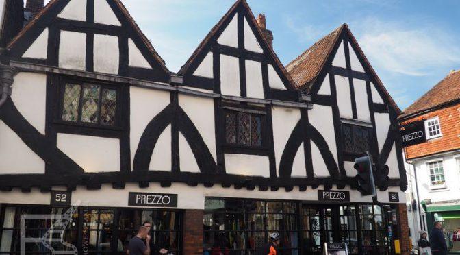 Salisbury: Old Sarum i Magna Carta
