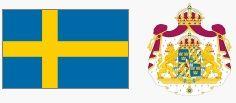 Flaga i herb Szwecji