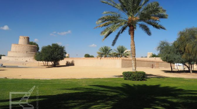 Al-Ajn, miasto-oaza na pustyni i oryksy arabskie