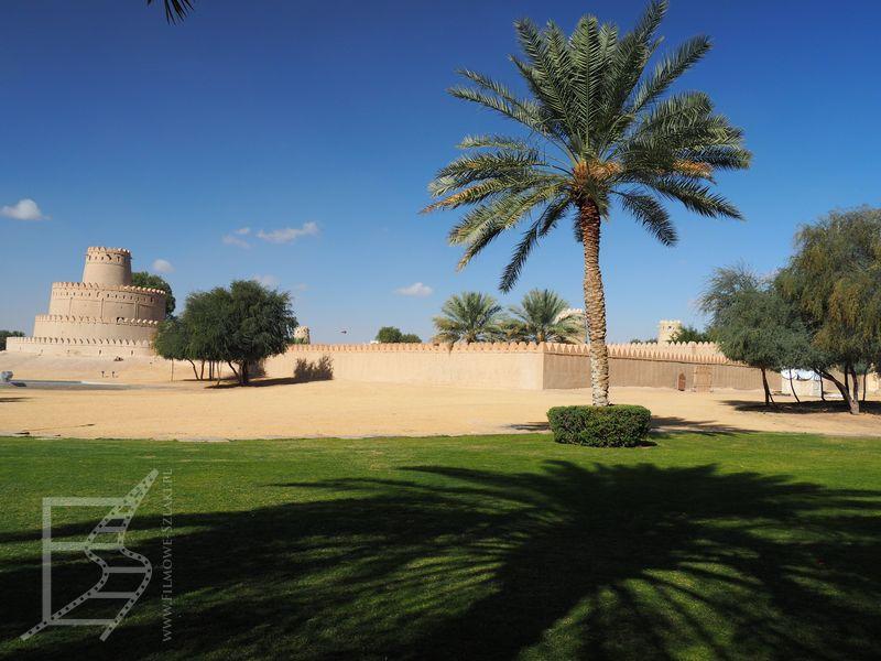 Al Jahili Fort - Al-Ajn