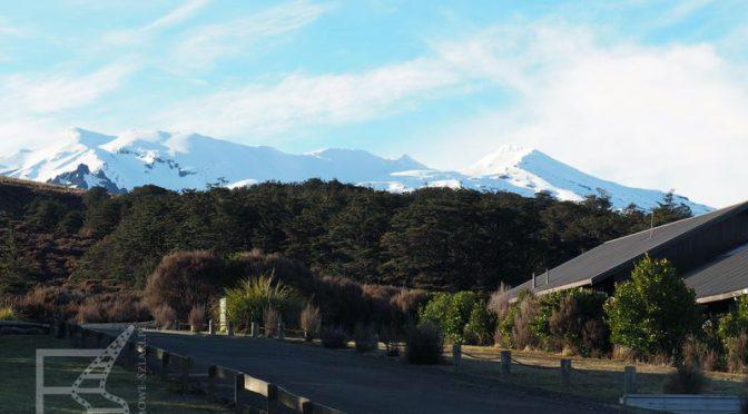 Park Narodowy Tongariro, czyli Mordor