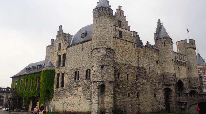 Antwerpia, miasto Rubensa