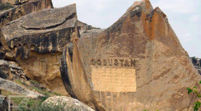 Park Narodowy Qobustan