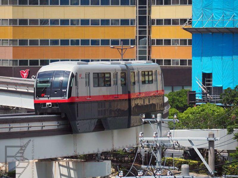 Monorail w Naha
