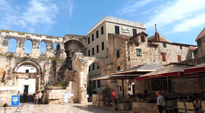 Split, pałac Dioklecjana, twierdza Klis i Meereen