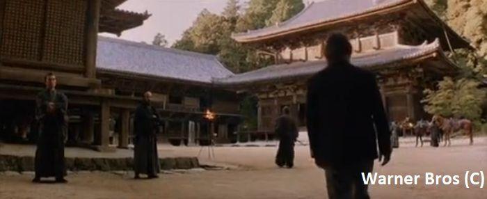 """Ostatni Samuraj"" i Engyō-ji (Himeji)"