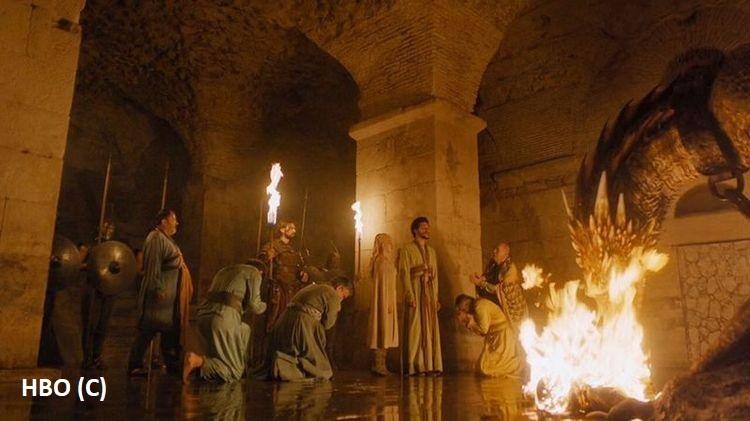 """Pałac Dioklecjana udawał piramidę w Meereen (Split, Chorwacja i """"Gra o tron"""")"""
